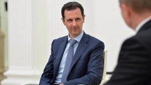 Terkait Georgia, Inggris Kecam Keputusan Rezim Assad