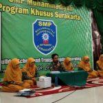 Seluruh Siswa SMP Muhammadiyah Kottabarat Lulus dengan Nilai Membanggakan