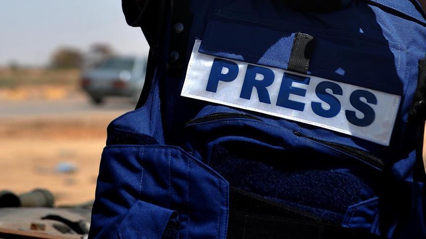 55 Wartawan Terluka oleh Pasukan Israel di Jalur Gaza
