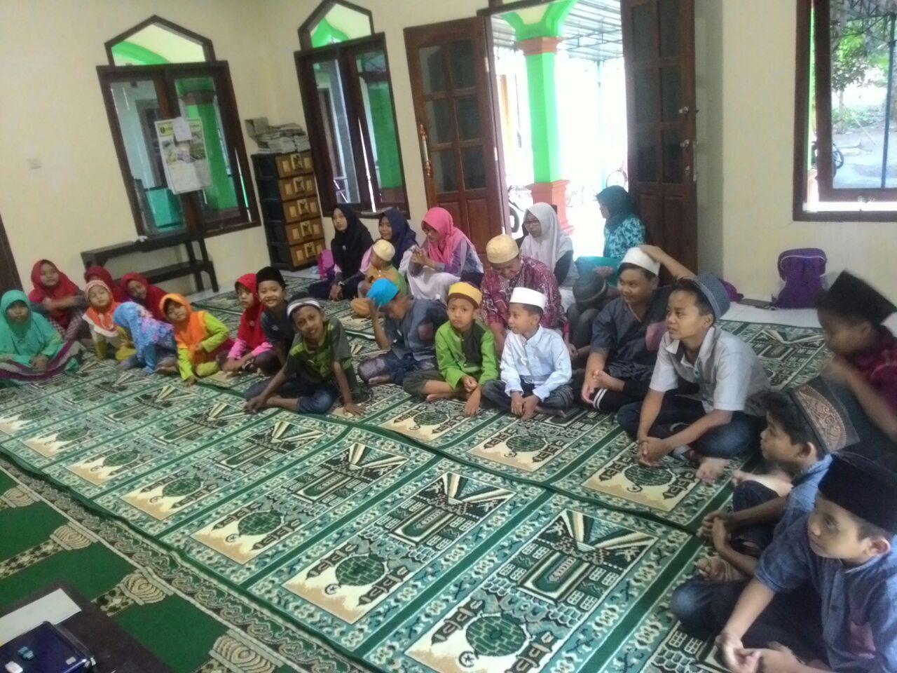 Serunya Belajar Kepemimpinan di Pesantren Ramadhan Pelosok Wonogiri