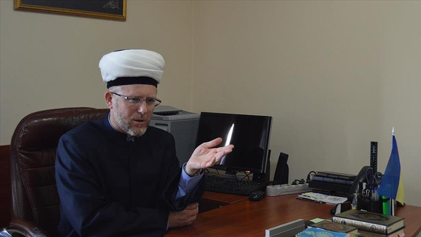 Sulit Bangun Masjid, Begini Kehidupan Muslim di Ukraina