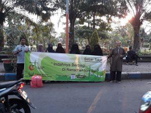 Forum Me-DAN Mojokerto Gelar Program Ramadhan Indahnya Berbagi