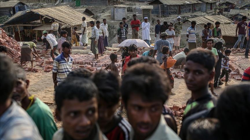 Semakin Terlantar, Bangladesh Desak Myanmar Ambil Kembali Pengungsi Rohingya
