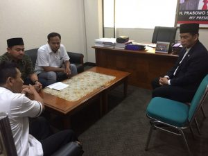 Pushami Sambangi DPR, Lapor Kasus Densus Tangkap Ketua RT di Jatim
