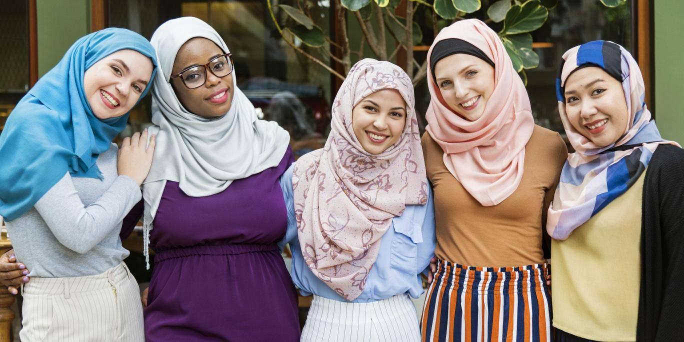 WHD Semangati Wanita Kristen di Dunia Kenakan Hijab dan Puasa Selama Ramadhan