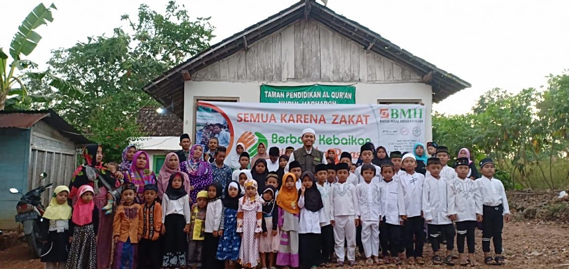 BMH Gelar Buka Puasa Bersama Yatim Dhuafa di Tuban