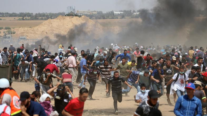 Tiga Warga Palestina Gugur Dalam Aksi Jumat di Perbatasan Gaza
