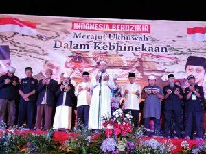 Tabligh Akbar Indonesia Berzikir di Karanganyar Bahas Isu Kepemimpinan Nasional