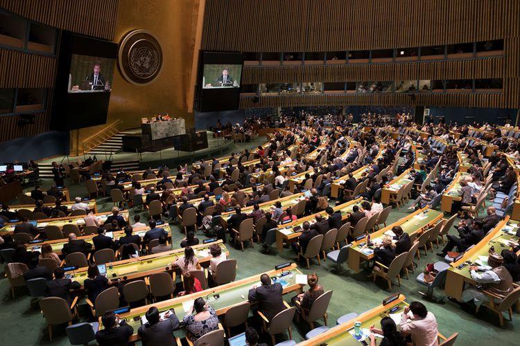 MUI Apresiasi Indonesia Menjadi Anggota DK PBB