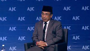 Kunjungan Yahya Staquf ke Israel Melanggar Konstitusi