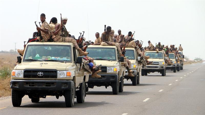 Saudi dan UEA Lakukan Serangan Terbesar atas Posisi Syiah Houthi yang Didukung Iran