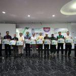LKG TPQ Soloraya Berikan Kado Lebaran Kepada Para Guru TPQ Teladan