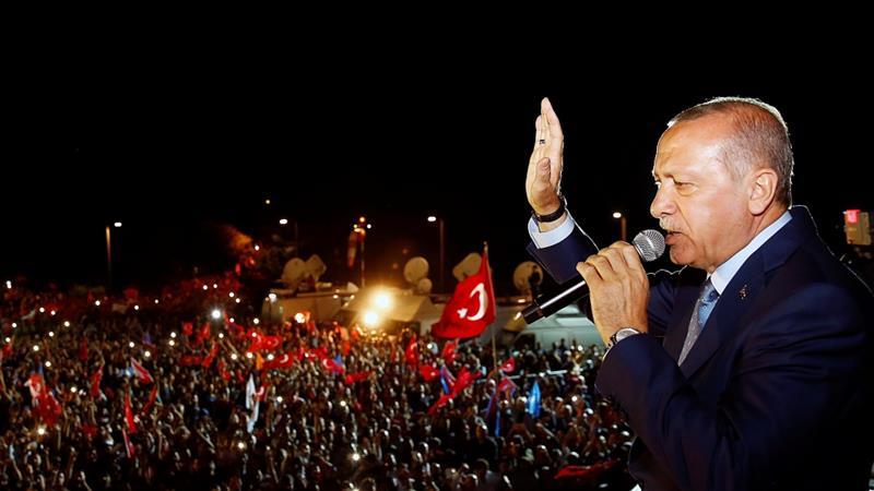 Para Pemimpin Dunia Ucapkan Selamat atas Kemenangan Erdogan