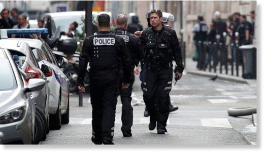 Pensiunan Polisi Perancis Pimpin 10 Ekstremis Sayap Kanan Serang Warga Muslim