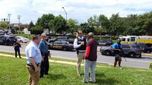 5 Orang Tewas dalam Serangan Bersenjata di Gedung Perkantoran AS