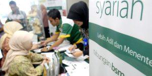 Pangsa Pasar Bank Syariah Masih Jauh Dibawah Konvensional