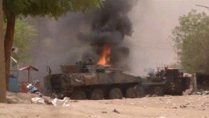 Serangan Bom Hantam Konvoi Pasukan Perancis di Mali