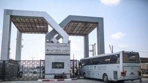 Mesir Buka Perbatasan Rafah dan Jalur Gaza