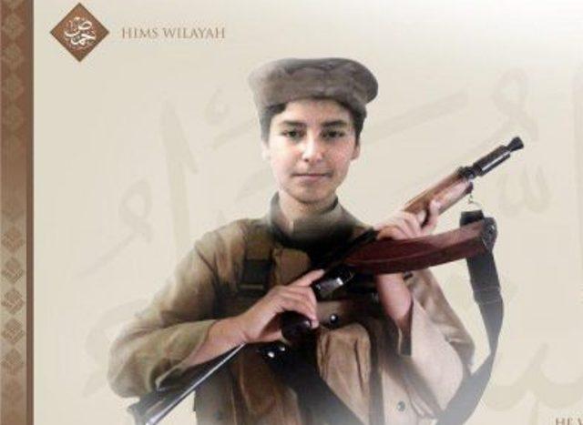 Putra Al Bagdadi Tewas di Homs, Suriah