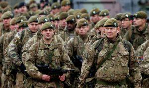 Inggris Kerahkan Pasukannya ke Kuwait, Ada Apa?
