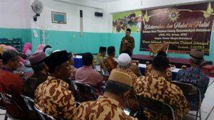 Muhammadiyah Kottabarat Gelar Halal Bihalal Bertajuk Pererat Ukhuwah Kembangkan Dakwah Islamiyah