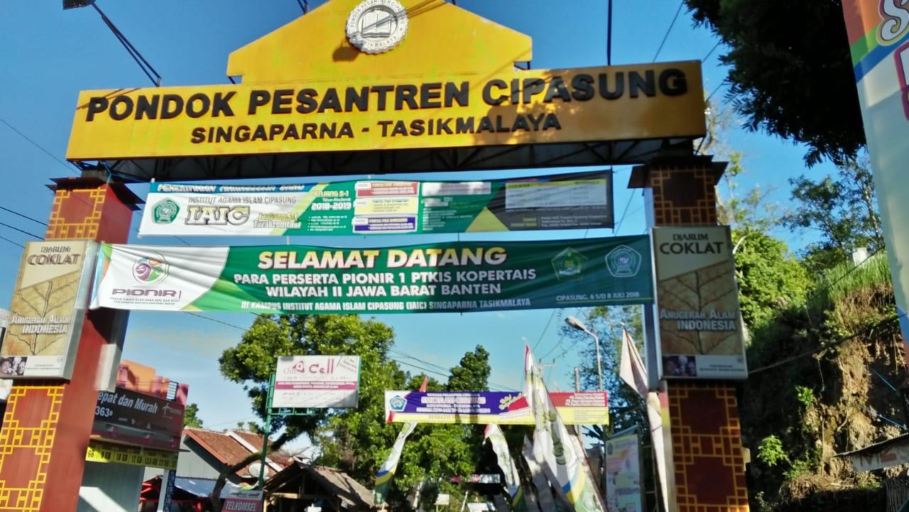 3.000 Mahasiswa dari 54 PTKIS Ikuti PIONIR di Ponpes Cipasung Tasikmalaya