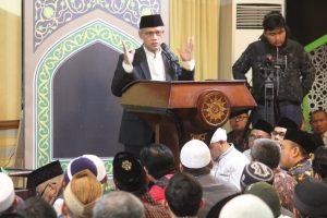 Ketua Umum PP Muhammadiyah: Silaturahim Rekatkan Persaudaraan