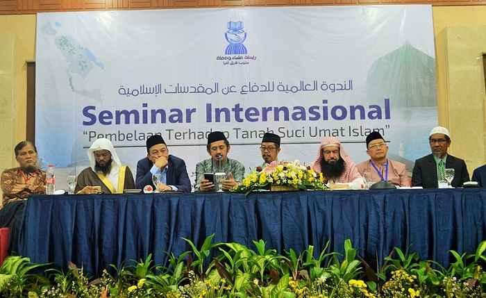 Ustadz Zaitun Rasmin Serukan Umat Islam Lindungi Kota-kota Suci