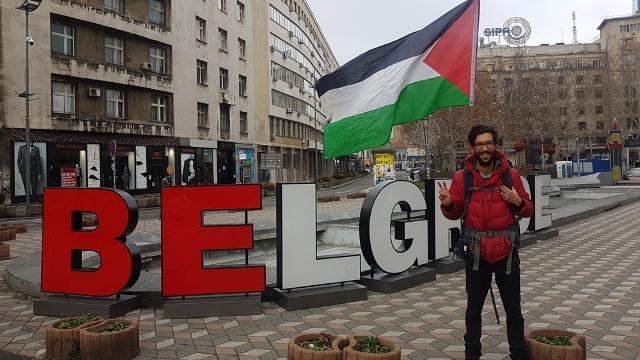 Dihadang di Perbatasan oleh Militer Israel, Ini Kata Aktivis Swedia untuk Palestina
