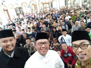 Subuh Berjamaah di Boyolali, Kang Aher Cerita Peran dan Fungsi Masjid