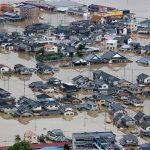 126 Orang Tewas dalam Bencana Banjir di Jepang