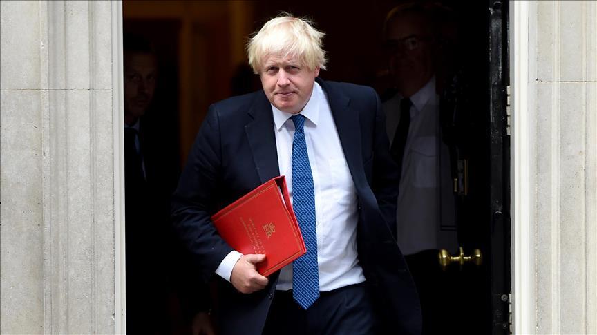 Gara-gara Brexit, Menteri Inggris Boris Johnson Mengundurkan Diri