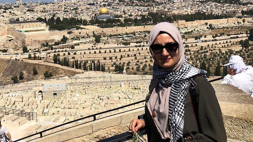 Seorang Muslimah Turki, Akhirnya Dibebaskan Pengadilan Militer Israel