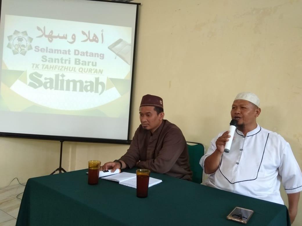 Yayasan Dakwah Salimah Sukoharjo Resmikan Taman Pendidikan Tahfidzul Qur'an