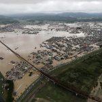 Korban Bencana Banjir di Jepang Meningkat, 156 Tewas