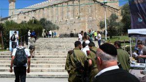 Selama 6 Bulan, Israel Larang Adzan di Masjid Ibrahim 298 Kali