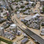 Korban Tewas Banjir Jepang Mencapai 204 Orang, 70.000 Tim Penyelamat Dikerahkan