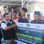 ACT Hadiahi M Zohri Satu Unit Usaha Minimarket Sodaqo