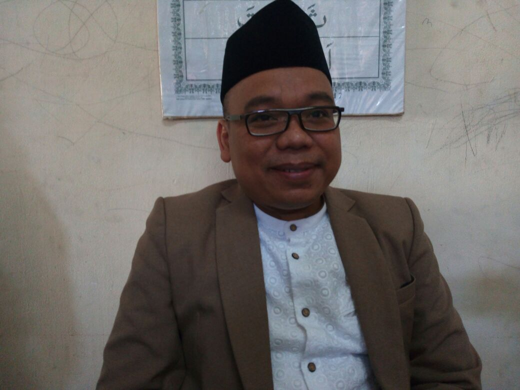 Mustofa Nahra : Ma'ruf Amin Bukan Sosok Tepat Dampingi Jokowi