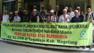 Keluarga Besar Syubabbanul Wathon Tolak RS Siloam Karena Tidak Sesuai Kesepakatan