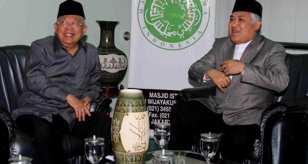 Tokoh Islam Jadi Cawapres Disebut Strategi Jokowi Karena Jauh dari Umat