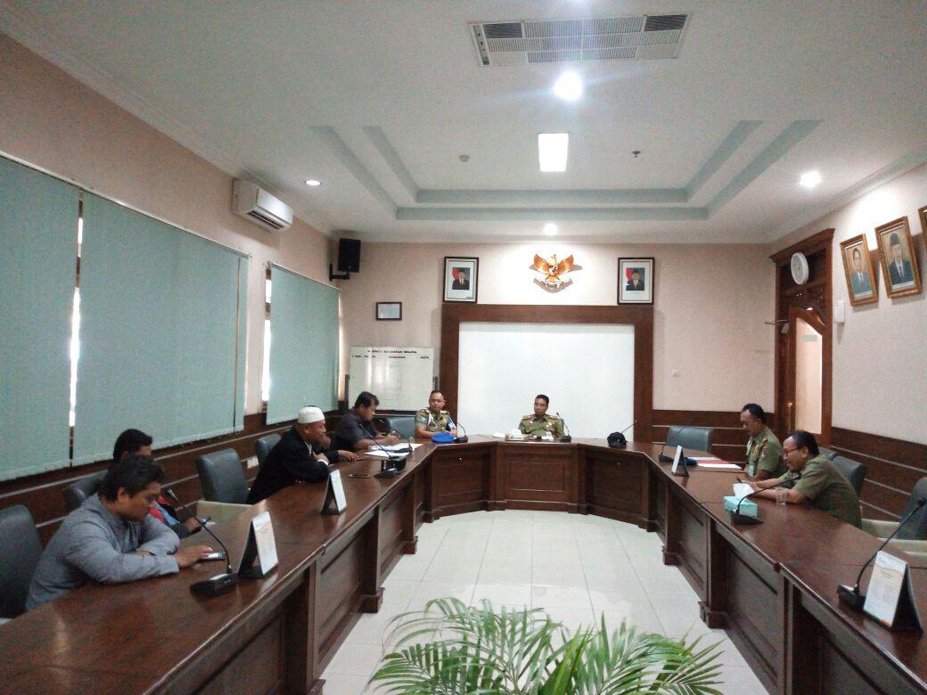 Surati Wali Kota, DSKS Minta Pembangunan Masjid Raya Sriwedari Ditunda