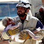 Rezim Syiah Assad Blokir Evakuasi 800 Anggota White Helmets