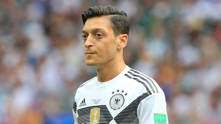 Keluar dari Tim Jerman Alasan Rasisme, Mesut Ozil: Apakah Karena Saya Muslim?