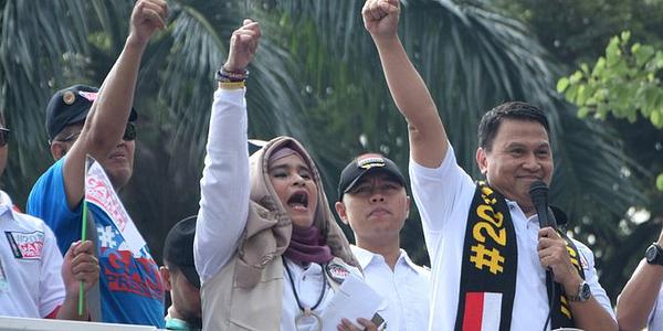 Polisi Didesak Ungkap Intimidasi terhadap Mardani dan Neno Warisman