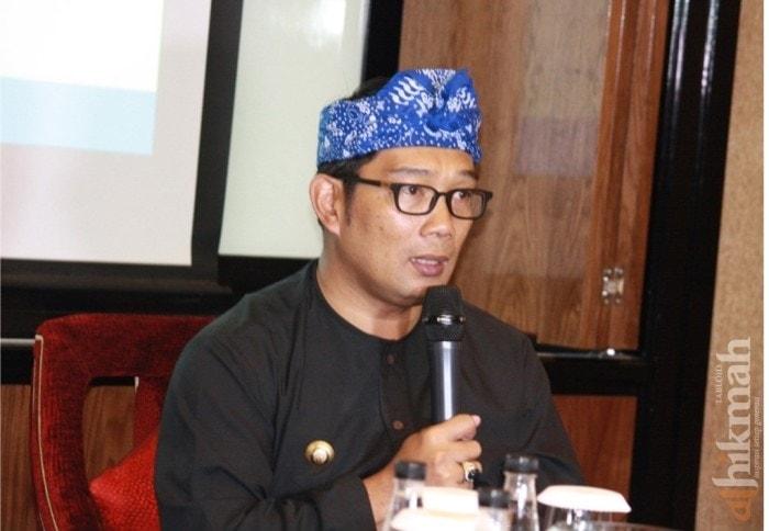 Kurangi Plastik, Ridwan Kamil Minta Penyebaran Hewan Kurban Gunakan Daun Pisang