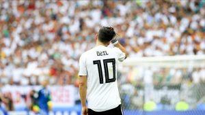 Menlu Jerman Dikecam Karena Hina Mesut Ozil