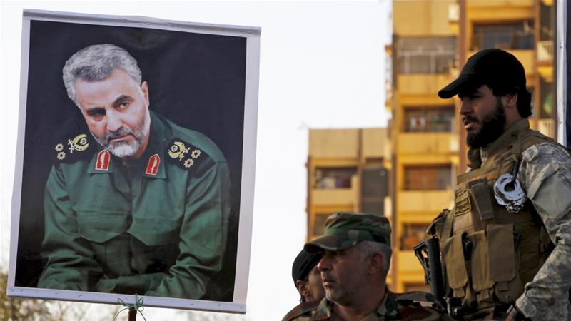 Jenderal Pasukan Khusus Syiah Iran Gertak Donald Trump