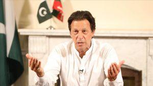 Imran Khan Mantan Atlit Kriket, Calon PM ke-19 Pakistan