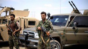 Milisi Dukungan Amerika 'SDF' Sepakat Bekerja Sama dengan Rezim Syiah Assad